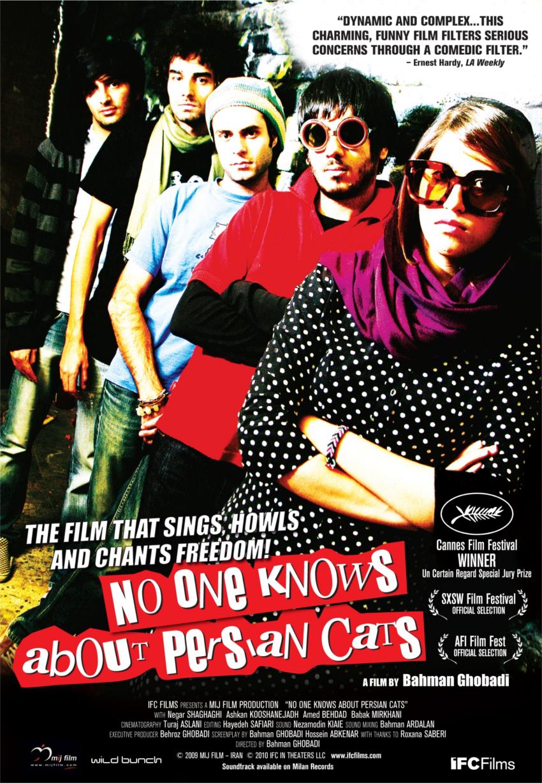 Filmography of BAHMAN GHOBADI – MijFilm